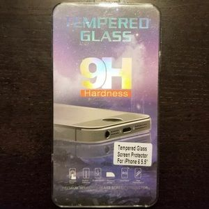 Accessories - Tempered Glass Screen Protector For iPhone 6 & 6+